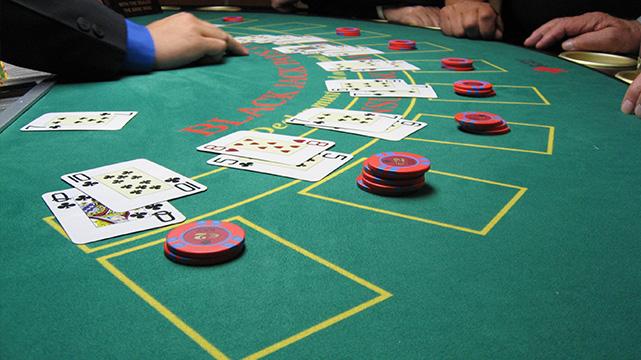 แบล็คแจ็ค Gclub Casino